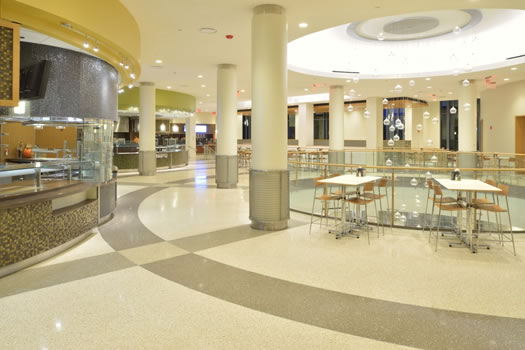 Terrazzo - Boston University Student Center