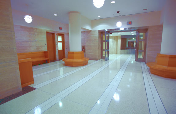 Terrazzo - United States Courthouse